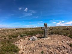 Ter Hill Cross (Marklucylockett) Tags: terhill terhillcross 2019 dartmoor dartmoornationalpark devon gopro goprohero7 marklucylockett may yelverton england unitedkingdom dartmoor365