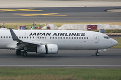 JA347J B737-800 Japan Airlines (JaffaPix +5 million views-thanks...) Tags: ja347j b737800 japanairlines jal jaffapix davejefferys tokyoairport japan aircraft airplane aeroplane aviation flying flight runway airline airliner hnd haneda tokyohaneda hanedaairport rjtt planespotting 737 b737 b738 boeing
