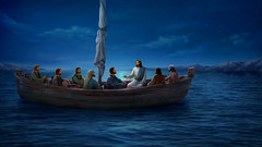 Come Pietro arrivò a conoscere Gesù (eshao5721) Tags: discepolo mare gesù lachiesadidioonnipotente dioonnipotente
