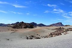 """Teide...the """"lunar"""" land (xiaolifra) Tags: teide tenerife monte vulcano volcan land lunar moon lunarland pianura vulcanica"""