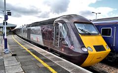 43304 (R~P~M) Tags: train railway diesel locomotive 125 43 hst unitedkingdom greatbritain england uk plymouth arriva crosscountry