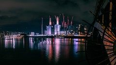 Pano of Battersea power station (gaztotalmods) Tags: