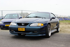 1995 Ford Mustang GT (Dirk A.) Tags: 95psp1 sidecode7 1995 ford mustang gt