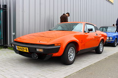 1979 Triumph TR8 (Dirk A.) Tags: 50rzf8 sidecode7 1979 triumph tr8