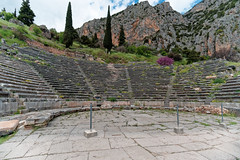Delphi A6507530 Theatre, which seated up to 5000 (Recliner) Tags: oracle pytho mountparnassus