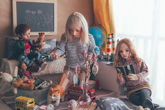 (mimiau_m) Tags: bjd asian doll dollroom easter