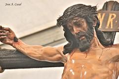 La Exaltación de la Cruz (Jose A. Casal) Tags: semanasanta2019 laexaltacióndelacruzjoséantonionavarroarteaga 2000delacofradíadeldulcenombredejesúsnazareno