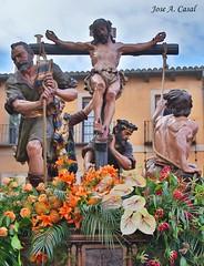 La Exaltación de la Cruz (Jose A. Casal) Tags: laexaltacióndelacruzjoséantonionavarroarteaga 2000delacofradíadeldulcenombredejesúsnazareno