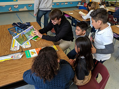 MG20190411-015.jpg (Menlo Photo Bank) Tags: largegroup children spring bayareatravel 2019 boy event reading people classroom photobymattgranoff upperschool literacyday oliver student menloschool atherton ca usa