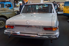 1969 Mercedes W100 600 Pulman Heck (Joachim_Hofmann) Tags: auto fahrzeug verbrennungsmotor ottomotor mercedes daimler benz daimlerbenz mercedesbenz mercedes600 staatskarosse