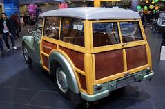1950 DKW F89 P Meisterklasse Heck (Joachim_Hofmann) Tags: auto fahrzeug verbrennungsmotor ottomotor dkw zweitakt kombi kraftfahrzeug kfz