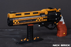 The Last Word - Destiny 2 (Nick Brick) Tags: lego destiny 2 last word hand cannon pistol handgun exotic revolver tex mechanica nickbrick