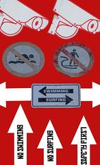 Safety First (Traitor4u) Tags: constructivism lifeguards propoganda sdccdphoto