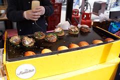 DSC04509 (razvan.orendovici) Tags: market markets broadway london uk england frenchi duck duckconfit burger food