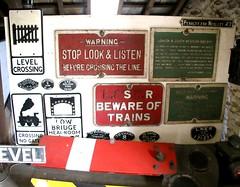 railwayana Launceston museum (kitmasterbloke) Tags: launceston cornwall steamrailway vintage veteren museum tourist narrowgauge train railway steam locomotive