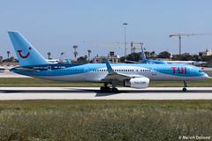 TUI Boeing 757-28A  |  G-OOBA  |  LMML (Melvin Debono) Tags: tui boeing 75728a | gooba lmml cn 32446 melvin debono spotting canon eos 5d mark iv 100400mm plane planes photography airport airplane aviation aircraft malta mla