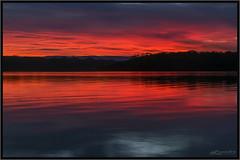 Blood Sunset 1 (itsallgoodamanda) Tags: minimal bloodsky shoalhaven sea seascape southcoast seascapephotography stgeorgesbasin sky skyreflections ocean photography photoborder peaceful prettysunset itsallgoodamanda amandarainphotography australia australianlandscape australiassouthcoast autumn australianphotography sunsetphotography silhouettemountains seaside oceansunset jervisbayphotography jervisbay redsky coastallandscape coastal coastline colourfullandscape coast calmocean cloudreflections minimalism landscape landscapecoast aftersunset afterdark water newsouthwales sunset