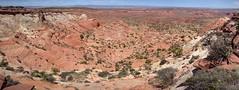 Secret Pocket overlook (Chief Bwana) Tags: az arizona pariaplateau secretpocket vermilioncliffs pariacanyon navajosandstone panorama psa104 chiefbwana