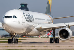 Condor G-TCCG 20-4-2019 (Enda Burke) Tags: gtccg condor avgeek aviation airport canon canon7dmk2 cockpit egcc engine engines england runway ringway manchesterairport manchester man manc manairport manchesterrunwayvisitorpark manchestercity mcr travel takeoff taxiing taxiway tcx thomascook thomascookairlines a330 a330200 airbusa330200
