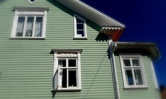 Gröna Huset (Ken-Zan) Tags: house green windows falkenberg fönster kenzan ljunghav tumblr livemind hiveband