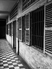 180724-12 S21 (Tuol Sleng) : Musée du Génocide (2018 Trip)