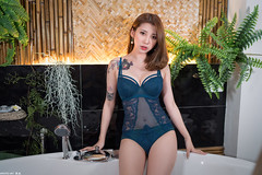 III09372 (HwaCheng Wang 王華政) Tags: 人像 外拍 馬甲 內衣 花蓮 費斯 玻璃屋 旅拍 corset underwear md model portraiture sony a7r3 ilce7rm3 a7r mark3 a9 ilce9 24 35 85 gm