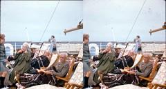 Batch E 0043 (dizzygum) Tags: vintage stereo 3d slide images 1960 european trip us to europe ss ryndam