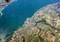 Meilen am Zürichsee (ahdigital) Tags: 2018 dash 8 9acqe bombardier spuzrh croatia airlines zürichsee meilen goldküste