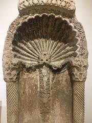 alabaster niche (Simon G Conway) Tags: iraq samara antiqities niche