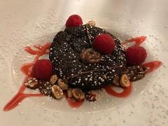 Chocolate Hazelnut Cake at Char Kitchen + Bar (procrast8) Tags: phoenix az arizona scottsdale restaurant chocolate hazelnut cake char kitchen bar dessert