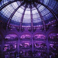 Paris (somekeepsakes) Tags: square quadratisch europa mediumformat 6x6 lomographypurplexr film lomo 2017 paris lca120 purple analogue mittelformat france europe analog 120