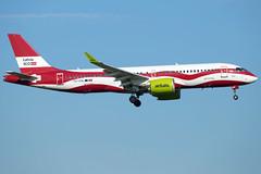 Air Baltic A220-300 YL-CSL (wapo84) Tags: bru ebbr airbaltic ylcsl a220 bcs3 latvia