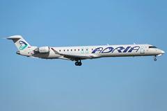 Adria Airways CRJ-900LR S5-AAN (wapo84) Tags: bru ebbr crj900 s5aan adriaairways