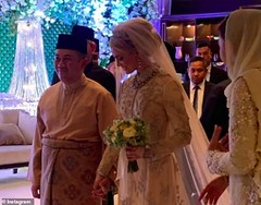 Prince of Malaysia marries Swedish beauty (Royalqueen607.com) Tags: royalqueen blog latest news tech now car reviews super cars quotes inspirational stories