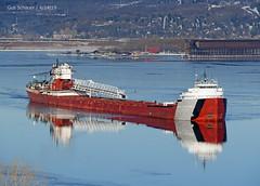 Cason J Callaway (gus3221) Tags: casonjcallaway ship superior cn greatlakesfleet ore duluth dock6 detroit