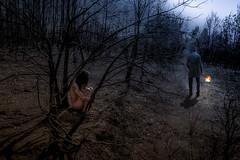 El bosc dels penediments vençuts (Kaobanga) Tags: bosc bosque forest cremat quemado burned penediment arrepentimiento repentance violació violación rape dona mujer woman concepte concepto concept conceptual canon5dmarkii canon5dmkii canon5dmk2 canon1635 1635 1635mm canon1635mm kaobanga rvl