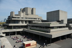 National Theatre Building, London, UK (girasombra) Tags: nationaltheatre