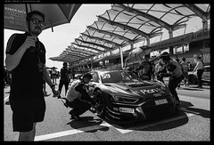 _Z717761 copy (mingthein) Tags: thein onn ming photohorologer mingtheincom availablelight pitlane gt3 racing sepang malaysia cars bw blackandwhite monochrome nikon z7 24120vr
