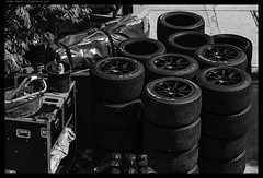 _Z717729 copy (mingthein) Tags: thein onn ming photohorologer mingtheincom availablelight pitlane gt3 racing sepang malaysia cars bw blackandwhite monochrome nikon z7 24120vr