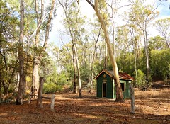Old Scout Hut, Wirrabara Forest, South Australia (Red Nomad OZ) Tags: wirrabara southaustralia australia wirrabaraforest forest nature natural outdoor southernflindersranges midnorth flindersranges country rural countryside