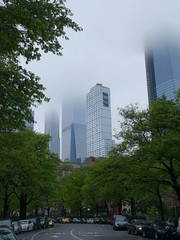 201905067 New York City Chelsea and Midtown (taigatrommelchen) Tags: 20190518 usa ny newyork newyorkcity nyc manhattan chelsea midtown weather icon city skyline building architecture street
