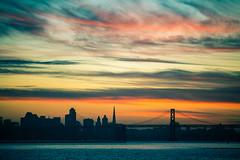 You Don't Know How It Feels (Thomas Hawk) Tags: america bayarea baybridge california northerncalifornia sf sfbayarea sanfrancisco usa unitedstates unitedstatesofamerica westcoast bridge norcal sunset fav10 fav25 fav50 fav100