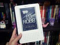 Innocent in Death (J. D. Robb) (Luma Kimura) Tags: livros books kindle