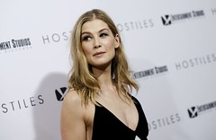 Rosamund pike measurements (footballclub988) Tags: ny special screening hostiles new york usa 18 dec 2017 actress rosamund pike attends a at metrograph entertainment celebrity arts united states north america 67453246