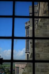 Castle view (chris_m03) Tags: castle windows stonework