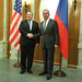 С.Лавров и М.Помпео | Sergey Lavrov and Mike Pompeo