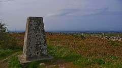 Carn Marth (MoreOutdoor) Tags: highpoint carnmarth cornwall sky tripoint