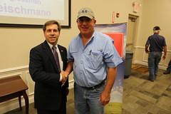 Congressional Meeting with Chuck Fleischmann