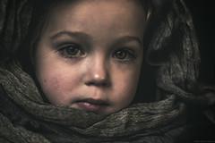 """portret"" (B.Graulus) Tags: portrait portret photography fotografie flanders vlaanderen vlaamsbrabant belgium belgië belgique girl child canon"