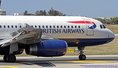 G-EUUR LMML 11-05-2019 British Airways Airbus A320-232 CN 2040 (Burmarrad (Mark) Camenzuli Thank you for the 18.9) Tags: geuur lmml 11052019 british airways airbus a320232 cn 2040